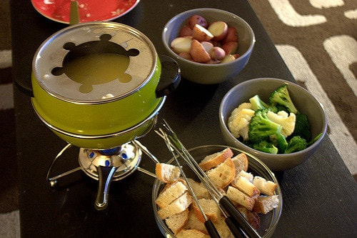 fondue-vegana-vegetales-vegetariana