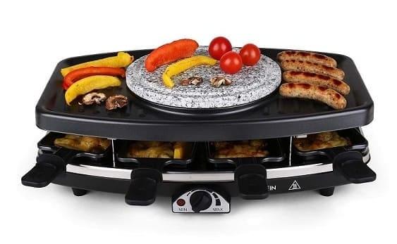 Klarstein-Entrecote-Raclette-grill-parrilla